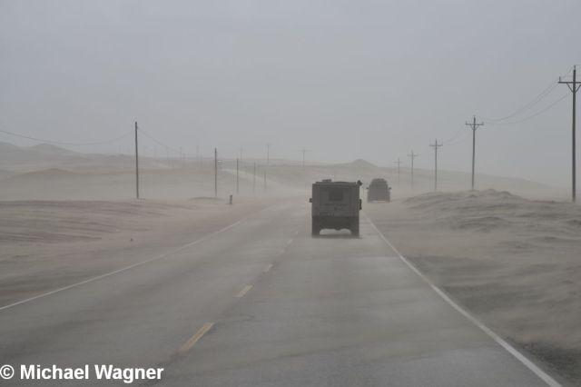Panamericana Sandsturm