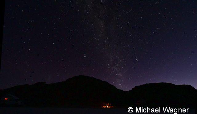Uyuni Sterne