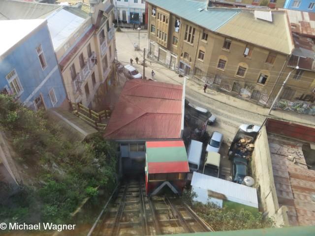 Valparaíso Bahn