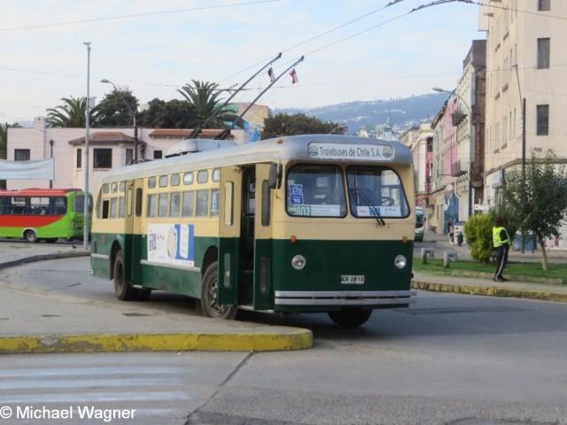 Valparaíso Bus