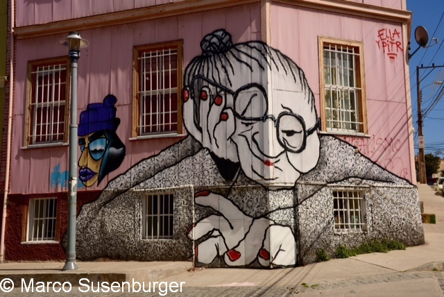 Valparaiso Gemälde